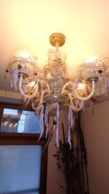 Awesome handmade chandelier
