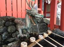 Cool Dragon temple
