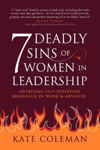 7 Deadly Sins of Women in Leadership