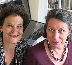Edith Coron & Anne Garrigue