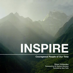 Inspire by Oliver Chittenden