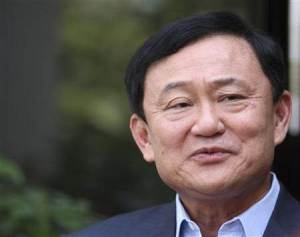 Thaksin Portrait