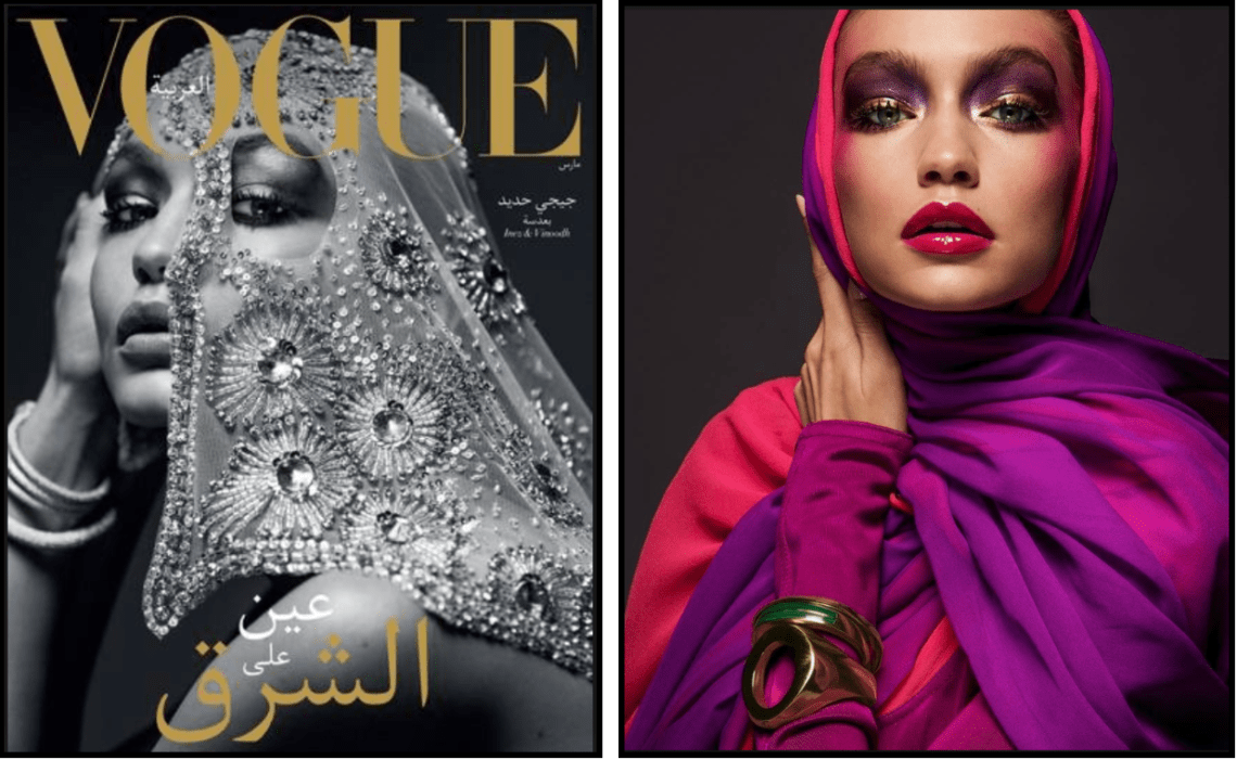 Dolce & Gabanna Host First Ever Fashion Show in the Middle-East