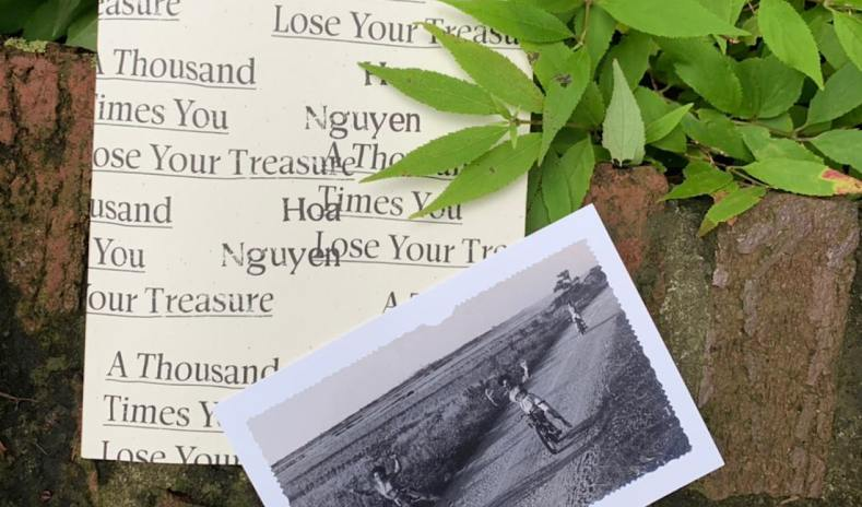BOOK REVIEW: A THOUSAND TIMES YOU LOSE YOUR TREASURE (2021) BY HOA NGUYEN