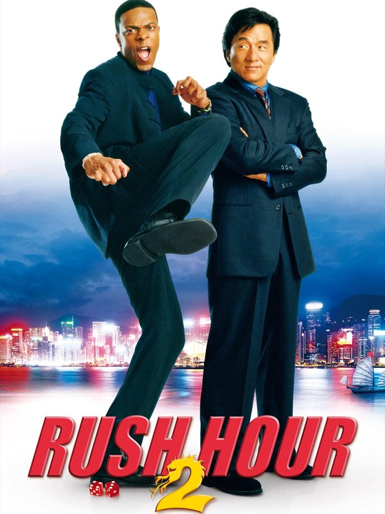 Especial Jackie Chan: A Hora do Rush 2
