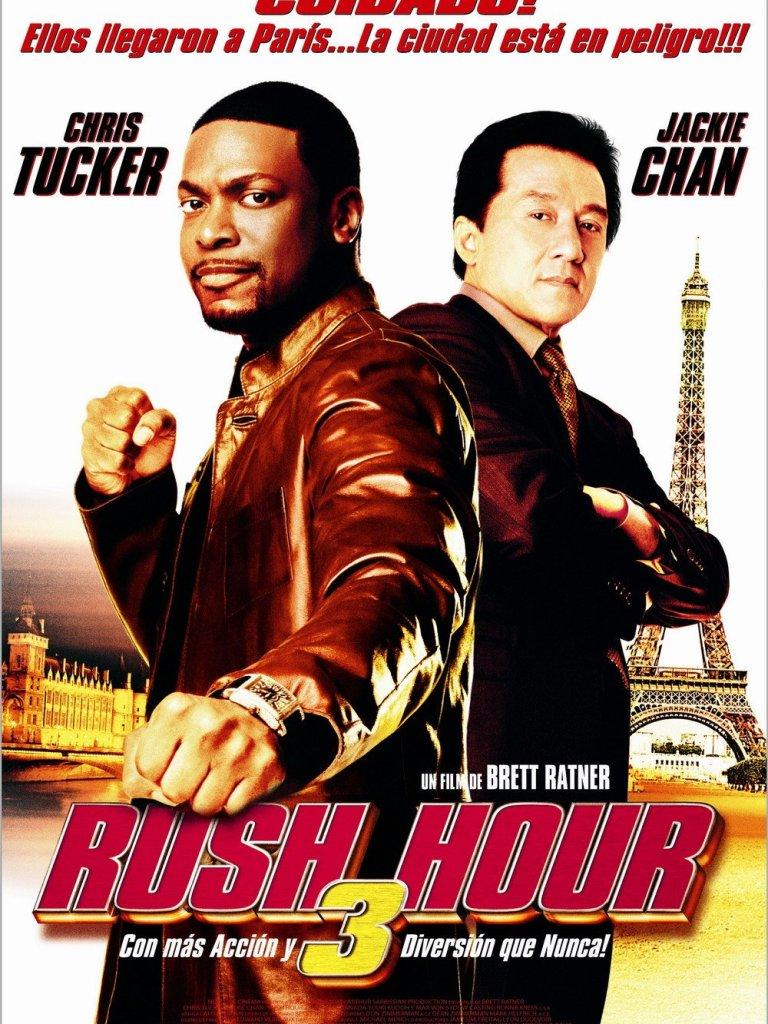 Especial Jackie Chan: A Hora do Rush 3