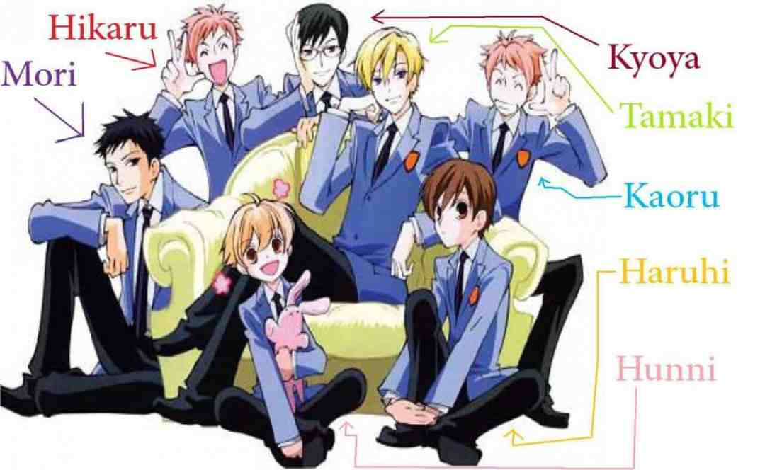 Ouran Highschool Host Club Show