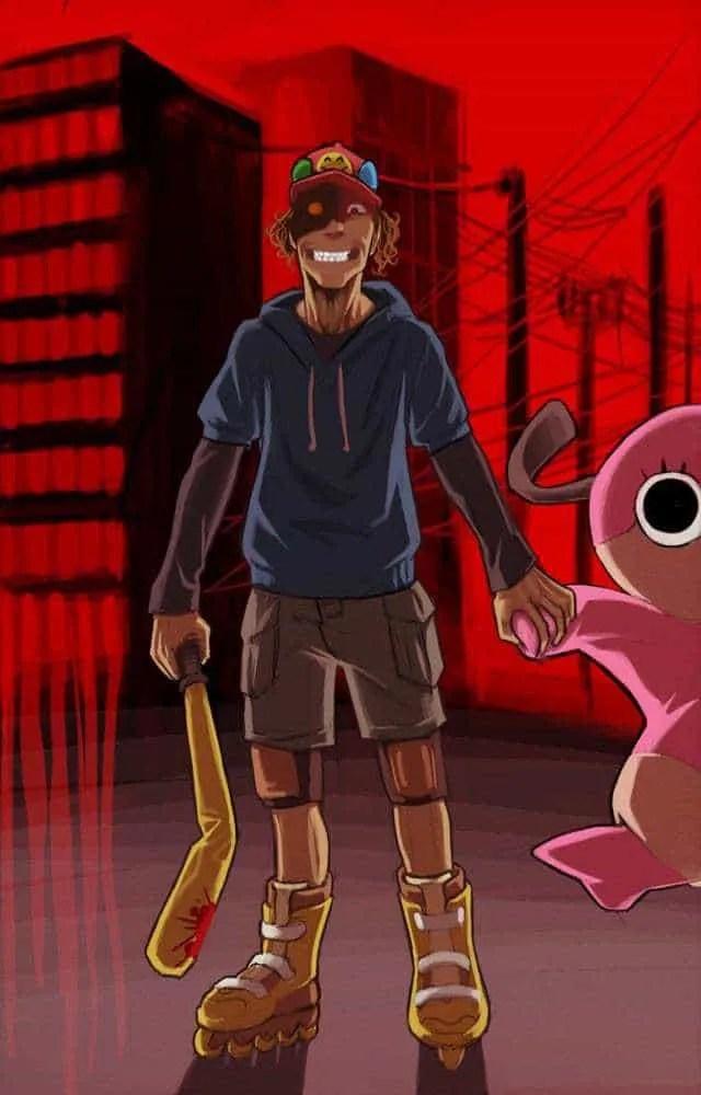 Paranoia Agent Anime Show