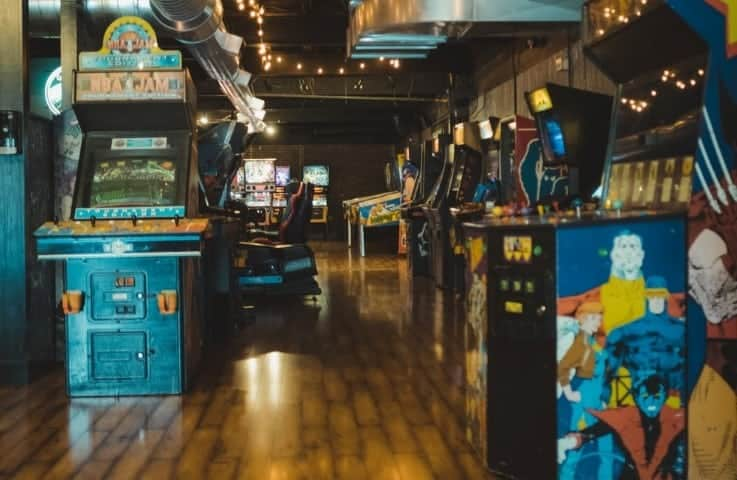 arcade musuems