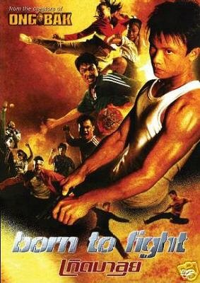 Born to Fight poster Thai