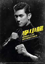 bruce lee my brother poster