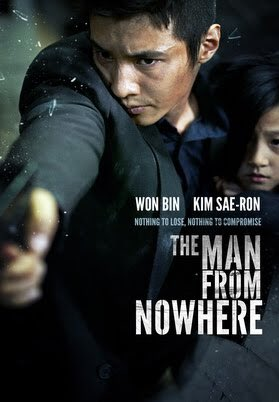 man from nowhere poster2