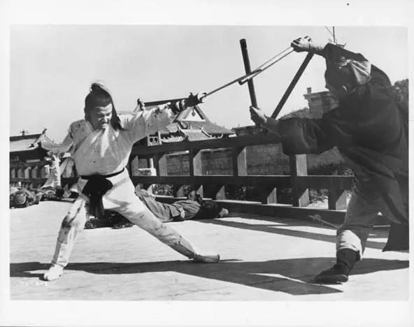 new one armed swordsman david chiang