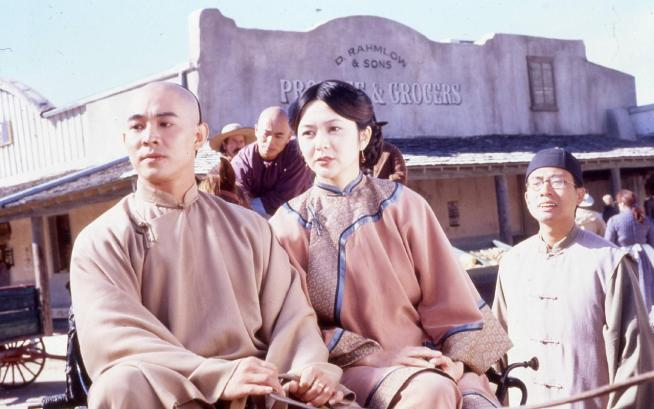 once upon a time in china and america review