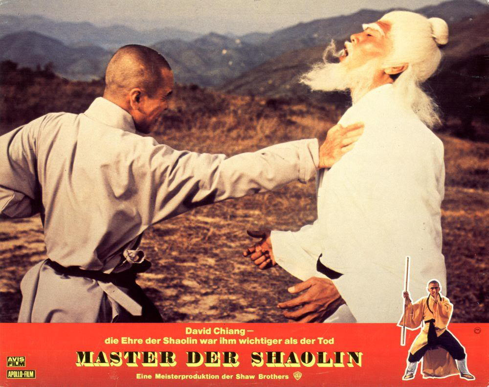 Shaolin Abbot review