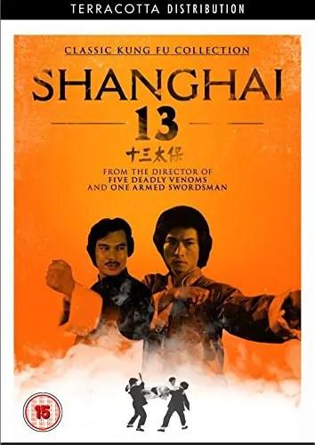 shanghai 13 uk dvd