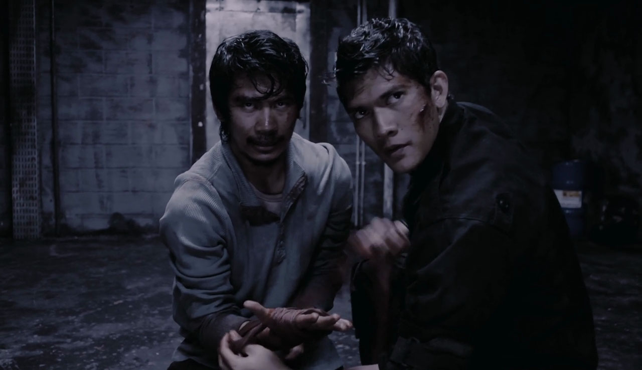 the raid iko uwais