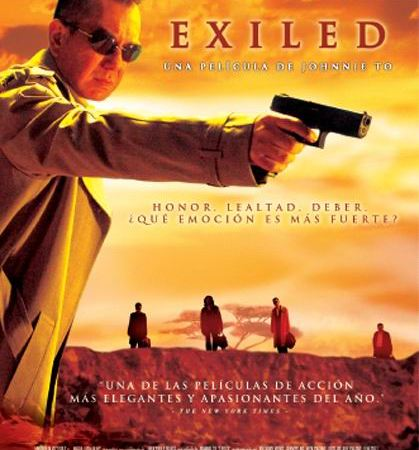 exiled johnnie to poster