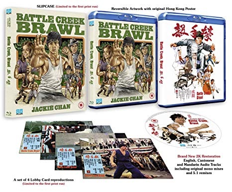 Battle Creek Brawl Blu Ray