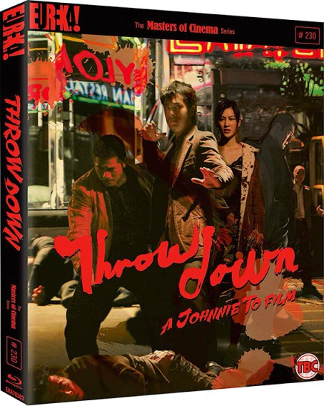 Throw Down Blu Ray
