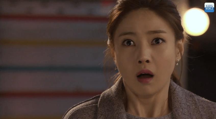 Ji Hui cannot believe her eyes. Hahahaha.