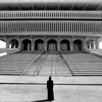 Soliloquy (1999) by Shirin Neshat, production still, © Shirin Neshat. Courtesy Gladstone Gallery, New York and Brussels