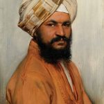 Bhai Ram Singh by Rudolf Swoboda, 1892, Royal Collection Trust/© Her Majesty Queen Elizabeth II 2016