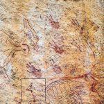 Kurullangala handprints