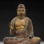 Shaka, the Historical Buddha, late 10th – early 11th century, Museum of Fine Arts, Boston, Japanese, late Heian period, late 10th–early 11th century