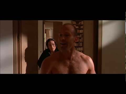 Transporter 1 Jason Statham & Half Naked Hot As Sexy Asian Girl