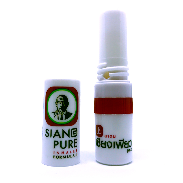 sian pure inhaler formula 2 asianbalm asian balm oil