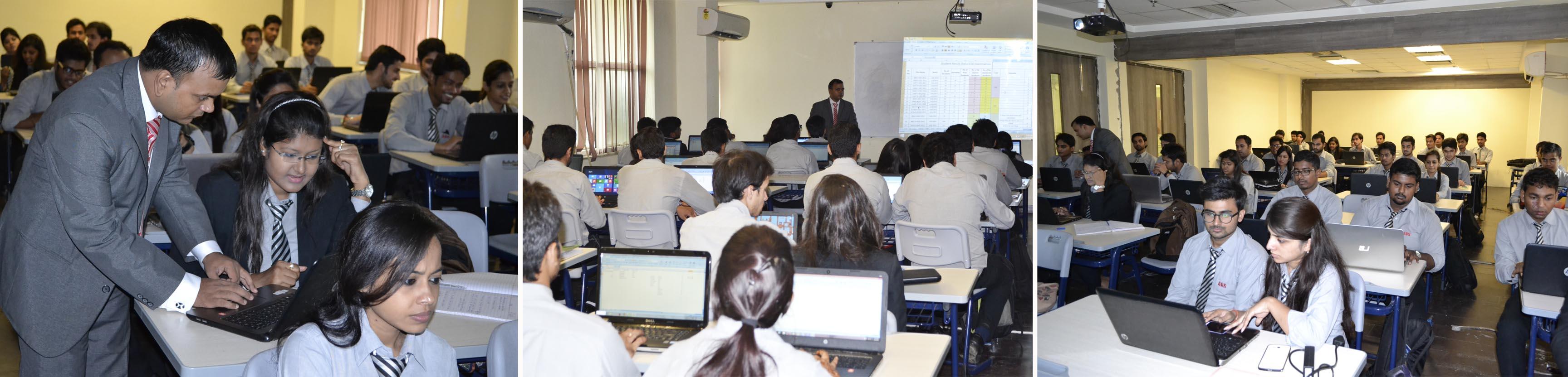 Workshop On Excel Asian Business School Noida
