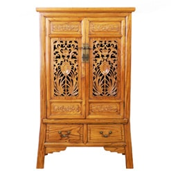 chinese-carved-2-door-elm-wood-cabinet