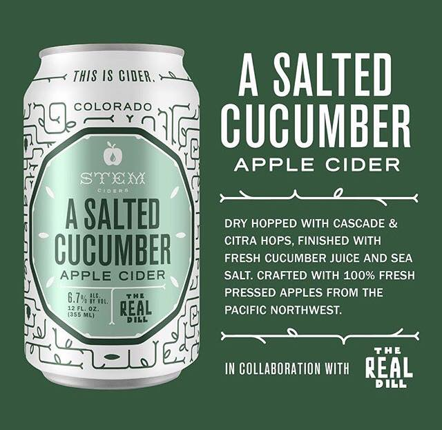 A dry-hopped salted cucumber cider? The reinvention of cider arrives in Colorado