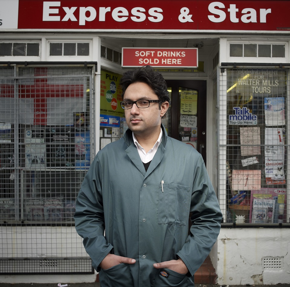 Nation of shopkeepers finds novel voice Asian Culture