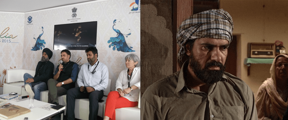 Cannes 2015: 'Chauthi Koot' Think local, fund global