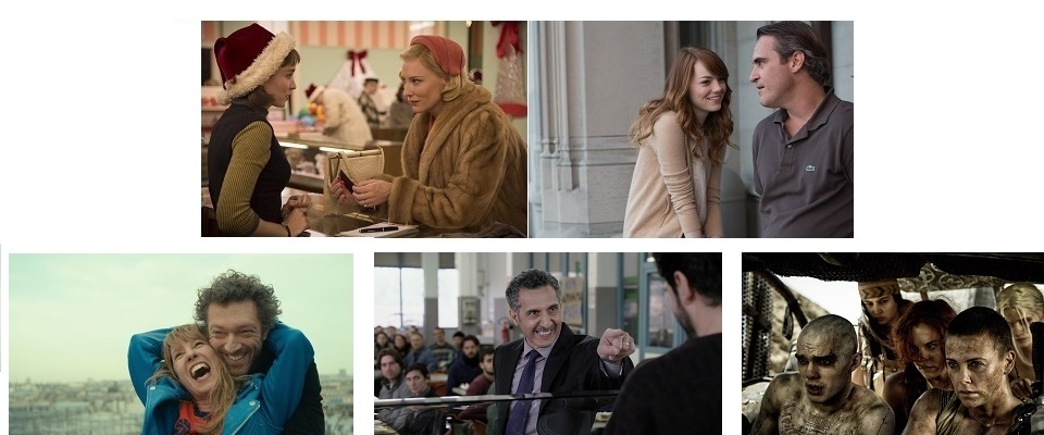 CANNES 2015 film reviews: 'Carol', 'Moi Roi', 'Mia Madre SlzkT