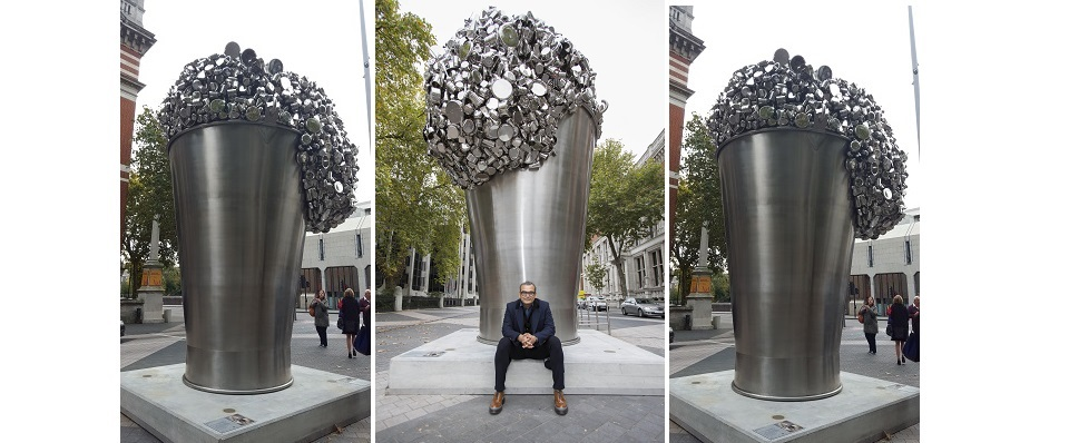 When soak becomes spill' - Subodh Gupta on the vitality of ...