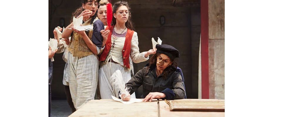 Cyrano de Bergerac': All female cast with Kiran Sonia Sawar 454GS