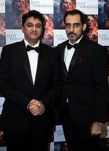 FOV premeire - Rajan Patel and Ashwath Bhattadj