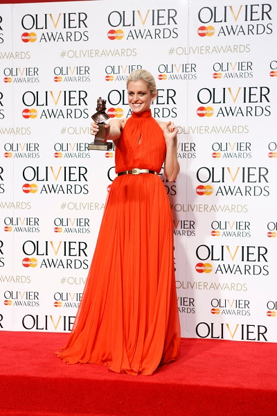 Denise Gough winner of the best actress for 'People, Places and Things' spoke out about diversity