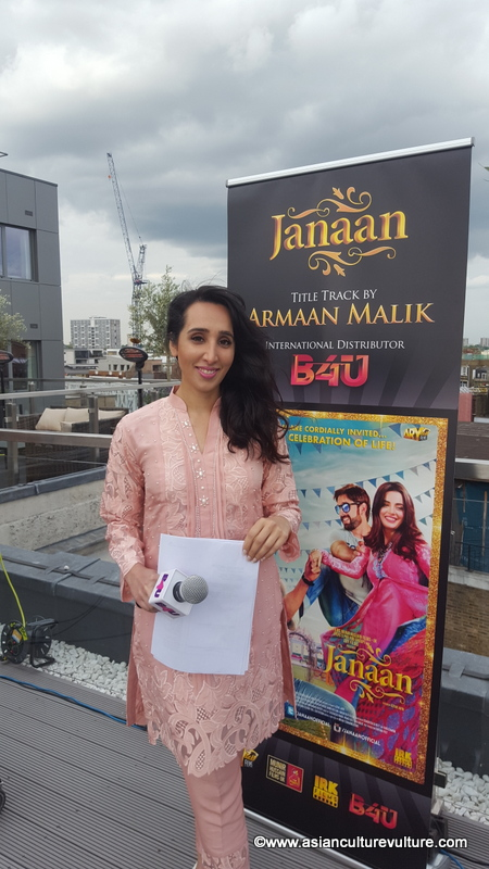 Armaan Malik and Bilal Ashraf at 'Janaan' song launch WyESG