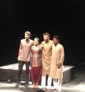 foto de Anoushka Shankar dedicates London concert to refugees (review ...