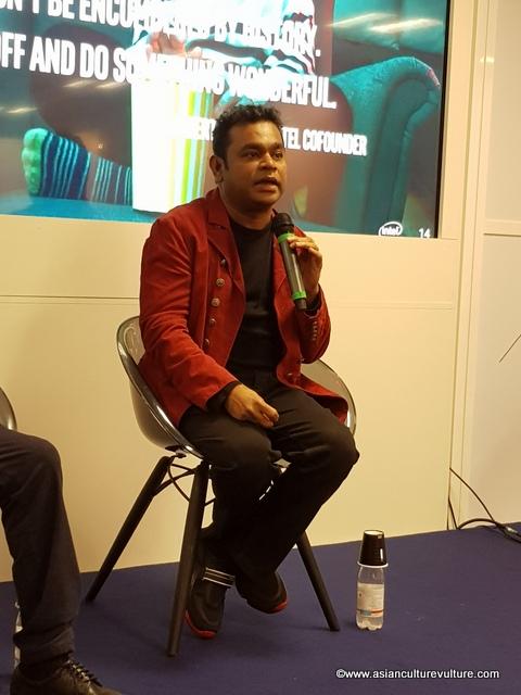 Cannes 2019 AR Rahman