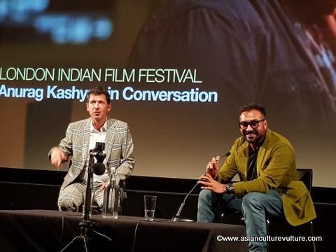 Anurag Kashyap BFI