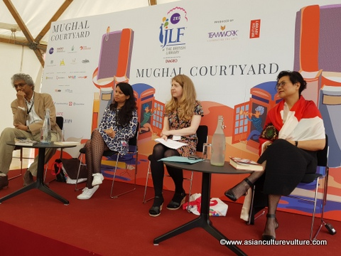 ZEEJLF at British Library 2019