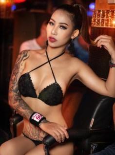 Hot Pattaya bargirl