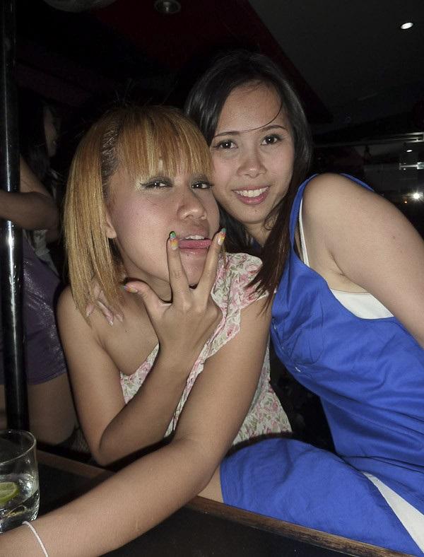 Naughty Thai girls