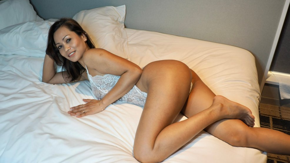 Hot asian granny