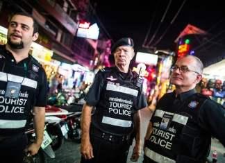 Tourist Police Thailand - Creative Commons